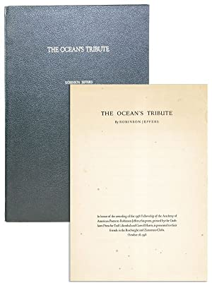 The Ocean's Tribute