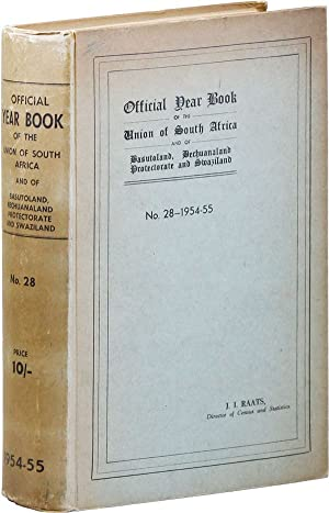 Official Year Book of the Union of South Africa and of Basutoland, Bechuanaland Protectorate and ...