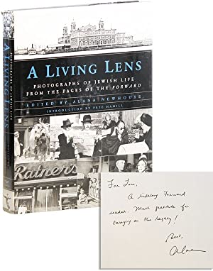 A Living Lens: Photographs of Jewish Life from the Pages of the