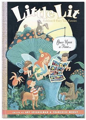 Little Lit: Folklore & Fairy Tale Funnies: SPIEGELMAN, Art and