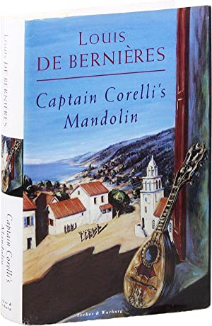 captain corellis mandolin by louis de bernieres essay Captain corelli's mandolin is a fictional social history of a forgotten side of ww2, told in a style reminiscent of gabriel garcia marquez it's a sweeping, passionate, and alternately hilarious and heartbreaking novel, and it's and a novel that does the very things i love the most about historical.