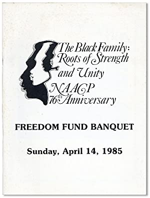The Black Family: Roots of Strength and: NAACP