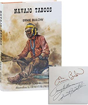 Navajo Taboos [Signed by Contributors]