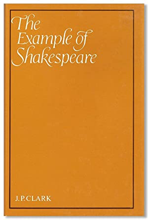 The Example of Shakespeare