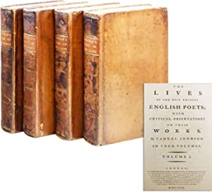 The Lives of the Most Eminent English: JOHNSON, Samuel