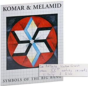 Komar & Melamid: Symbols of the Big Bang [Inscribed & Signed]