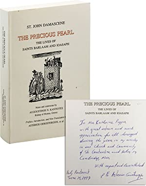 The Precious Pearl: The lives of Saints: ST. JOHN DAMASCENE