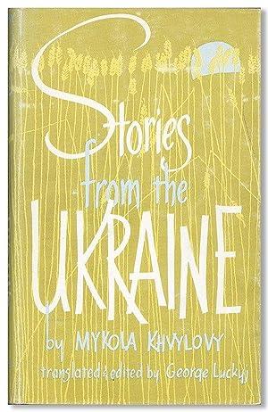 Stories from the Ukraine: KHVYLOVY, Mykola [alt.