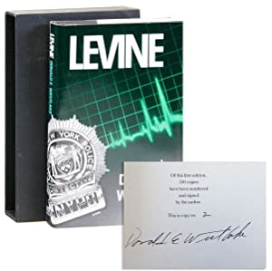 Levine [Limited Edition, Signed]: WESTLAKE, Donald E.