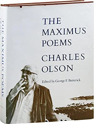 The Maximus Poems. Edited by George F.: OLSON, Charles