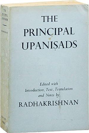 The Principal Upanisads [Upanishads]: RADHAKRISHNAN, S.
