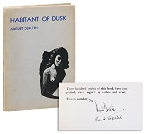 Habitant of Dusk: A Garland for Cassandra [Limited Edition, Signed]
