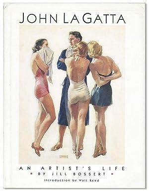 John La Gatta: An Artist's Life: LA GATTA] BOSSERT,