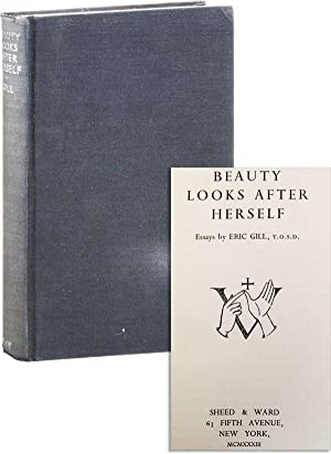 Beauty Looks After Herself: Essays