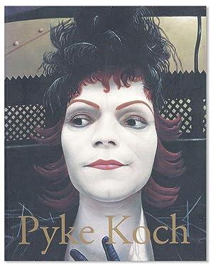 Pyke Koch: Schilderijen en Tekenignen / Paintings: KOCH, Pyke