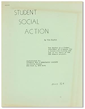 Student Social Action