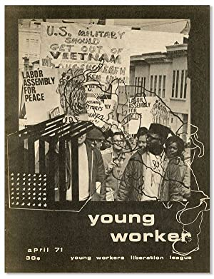 Young Worker. Issue for April, 1971
