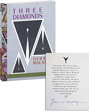 Three Diamonds [Deluxe Issue, Signed, with Original Photograph]