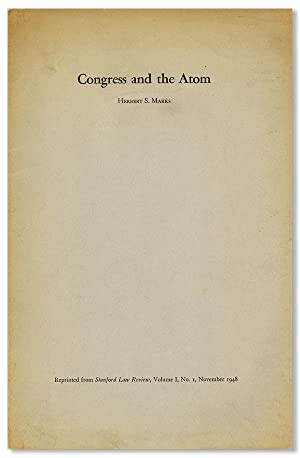 Congress and the Atom