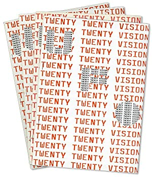 Twenty Twenty Vision [Group of Four Issues]