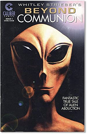 Whitley Strieber's Beyond Communion [Cover title]