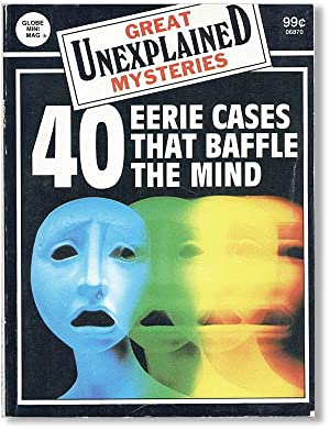 40 Eerie Cases That Baffle the Mind!