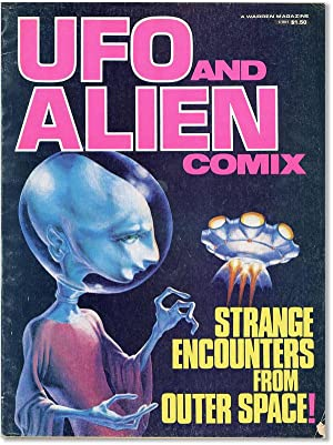 UFO and Alien Comix No. 1 [All published?]