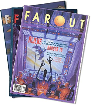 Far-Out: The Unexplainable, the Unusual and the Unreal [Three Issues]