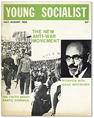 Young Socialist. Vol. 8 no 5 (Whole No. 65) - July-August 1965