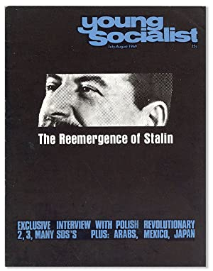 Young Socialist. Vol. 12 no 8 (Whole No. 98) - July-August 1969