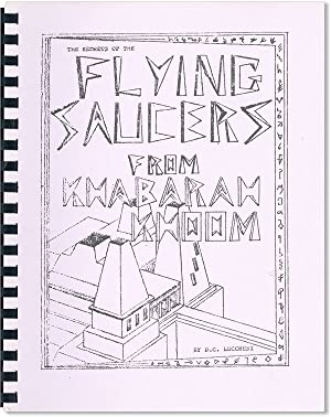 Flying Saucers from Khabarah Khoom [Cover title: Secrets of the Flying Saucers from Khabarah Khoom]