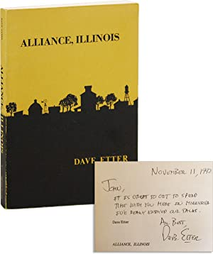 Alliance, Illinois [Inscribed & Signed]