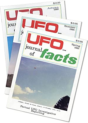 UFO.Journal of Facts, Vols. I-III [All Published?]