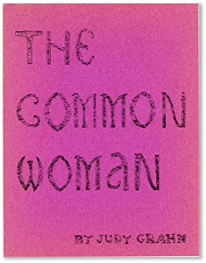 [Cover Title] The Common Woman