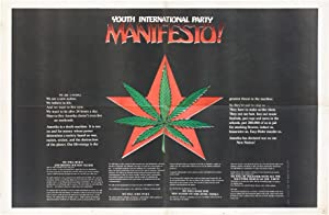 Poster: Youth International Party Manifesto!