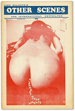 John Wilcock's Other Scenes: The International Newspaper - Vol.1, No.8 (November, 1968)