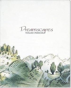 Dreamscapes: PERICOLI, Tullio, paintings;