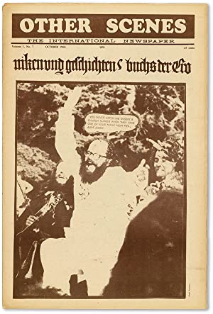 Other Scenes: The International Newspaper - Vol.1, No.7 (October, 1968)