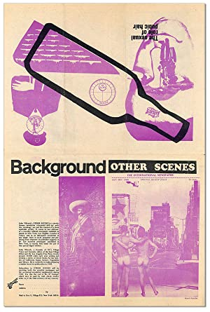 Other Scenes: The International Newspaper (October-December, 1968 - Special Digest Issue)