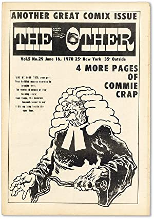 The East Village Other - Vol.5, No.29 (June 16, 1970)