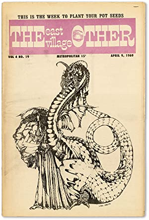 The East Village Other - Vol.4, No.19 (April 9, 1969)