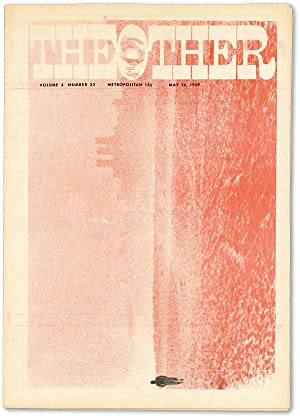 The East Village Other - Vol.4, No.25 (May 14, 1969)