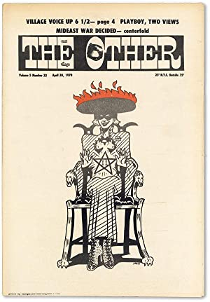 The East Village Other - Vol.5, No.22 (April 28, 1970)
