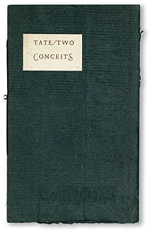 Two Conceits For the Eye to Sing, If Possible [Limited Edition]