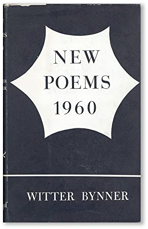 New Poems 1960 [Limited Edition]