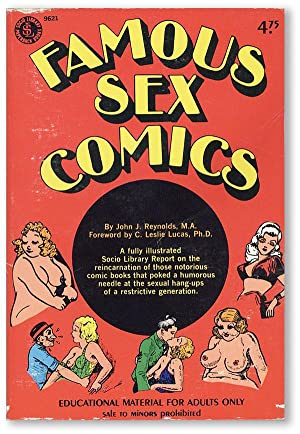 Famous Sex Comics: REYNOLDS, John J.,