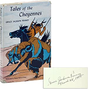 Tales of the Cheyennes [Signed]
