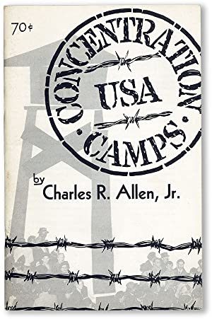 Concentration Camps U.S.A.