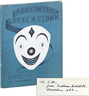 A Day in the Life of a Clown [Inscribed]