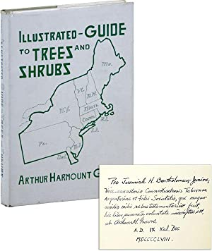 Illustrated-Guide to Trees and Shrubs [signed and inscribed]